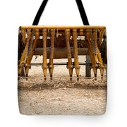 Old Tractors  Tote Bag