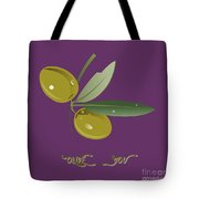 Olive You Tote Bag