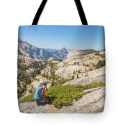 Olmsted Point Shooting Tote Bag