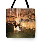 Onondaga Cave Formations Tote Bag