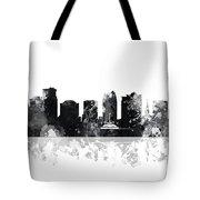 Orlando Florida Skyline Tote Bag