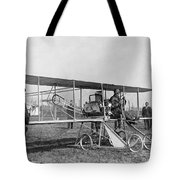 Orville Wright (1871-1948) Tote Bag
