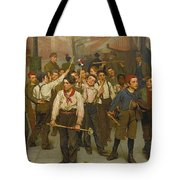 Our Gang Tote Bag