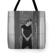 Closing The Doorway To The Past Tote Bag
