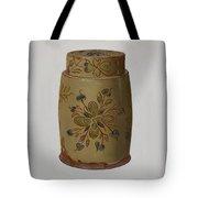 Pa. German Jar Tote Bag