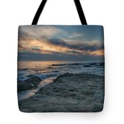 Pacific Grove Sunset Tote Bag