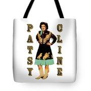 Patsy Cline Tote Bag