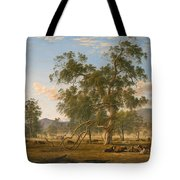 Patterdale Landscape With Cattle Tote Bag