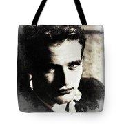 Paul Newman, Actor Tote Bag