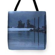 Peaceful Kachemak Bay Tote Bag