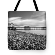 Penarth Pier 5 Tote Bag