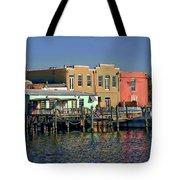 Pensacola Bay Tote Bag