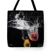 2 Pepper Splash Tote Bag