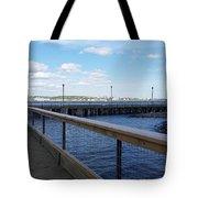 Pier Tote Bag