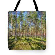Pinewood Tote Bag