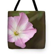 Pink Wildflower Tote Bag