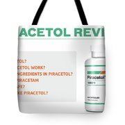 Piracetol Tote Bag