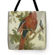Plants And Animals Tote Bag