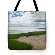 Plymouth, Massachusetts, Beach Tote Bag