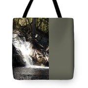 Poplar Stream Falls Tote Bag