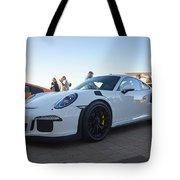 Porsche 911 Gt3rs Tote Bag