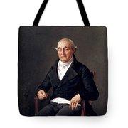 Portrait Of Cooper Penrose Tote Bag