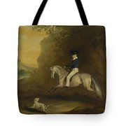 Portrait Of George Tote Bag
