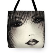 Portrait Study Tote Bag