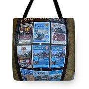 Posters Tote Bag
