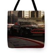 Power And Motors Tote Bag
