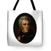 President Andrew Jackson - Four Tote Bag