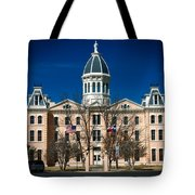 Presidio County Courthouse Tote Bag