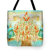 Prosperity And Blessing Tote Bag