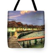 Punta Caracol Tote Bag