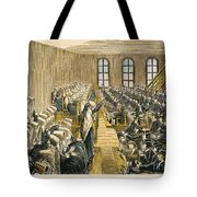 Quaker Meeting Tote Bag