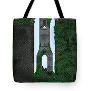 Quint Arches In Ireland Tote Bag