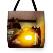 Masters Of Speed Tote Bag
