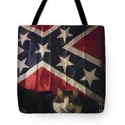 Rebel Cat Tote Bag