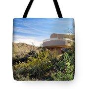 Red Hills Visitor Center Tote Bag