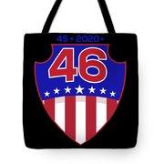 Reelect Trump For President Keep America Great Dark Tote Bag