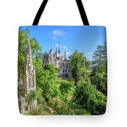 Regaleira Palace Sintra Tote Bag