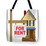 Rental Apartment Tote Bag