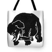 Republican Elephant, 1874 Tote Bag