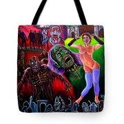 Return Of The Living Dead Tote Bag