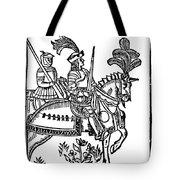 Richard I (1157-1199) Tote Bag