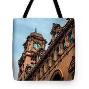 Richmond Virginia Architecture Tote Bag