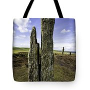 Ring Of Brodgar Tote Bag