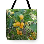 Ripening Citrus Tote Bag
