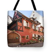Riquewihr France Tote Bag