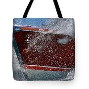 Riva Splash Tote Bag